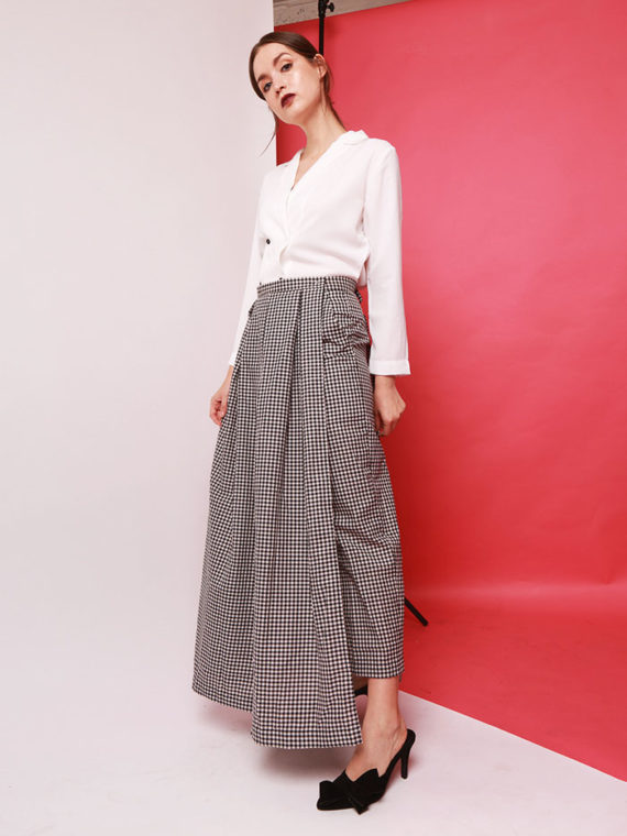 Plumette Skirt & Pants2